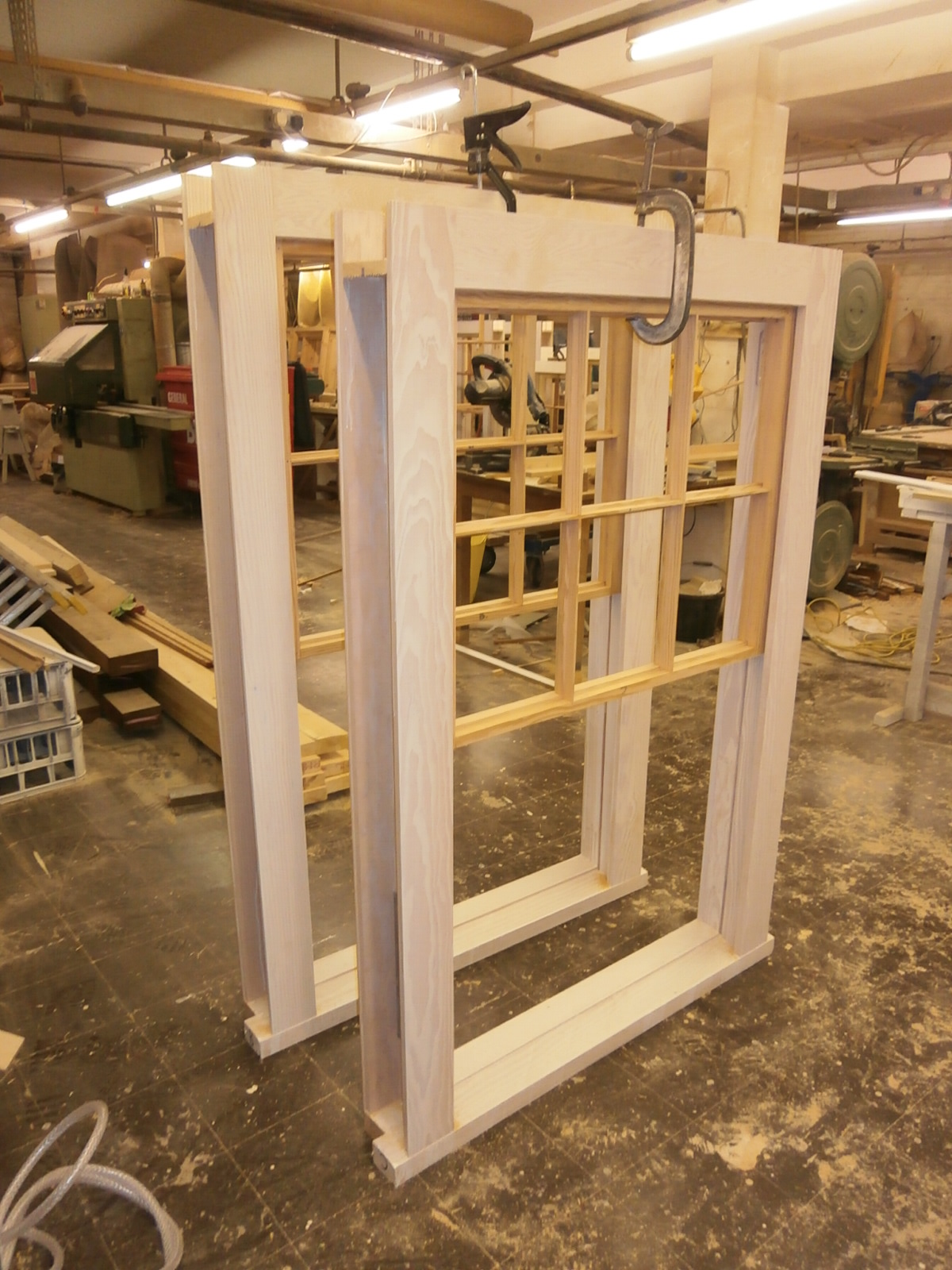 box sliding sash windows