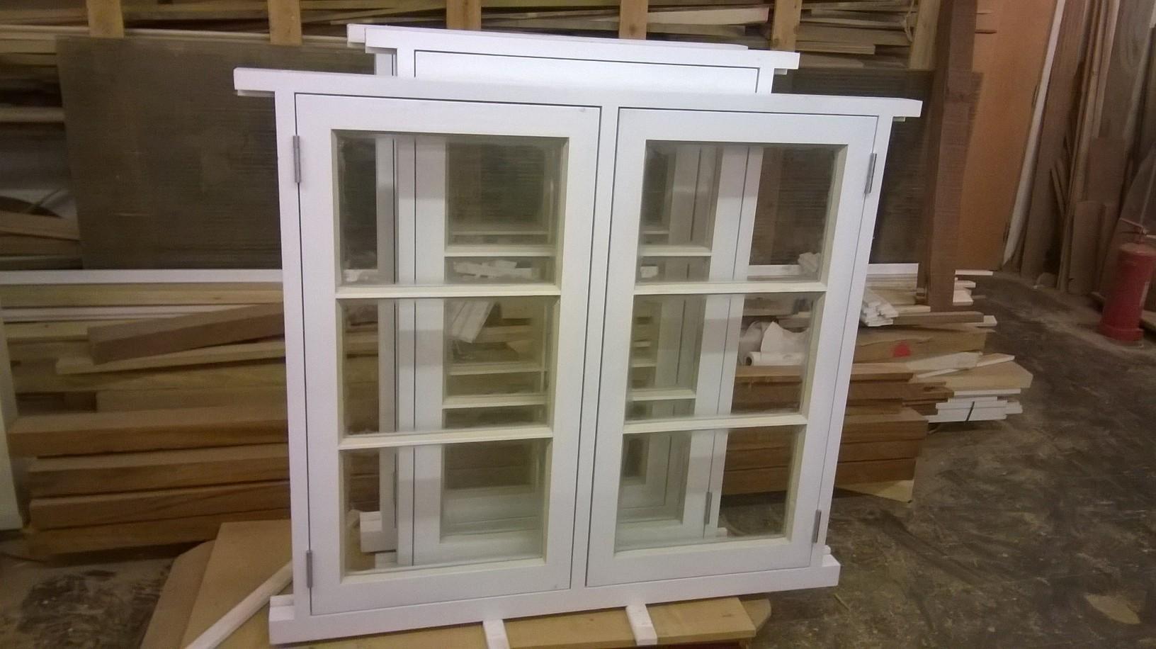 Single casement windows - Traditional Flush Casement Windows 1