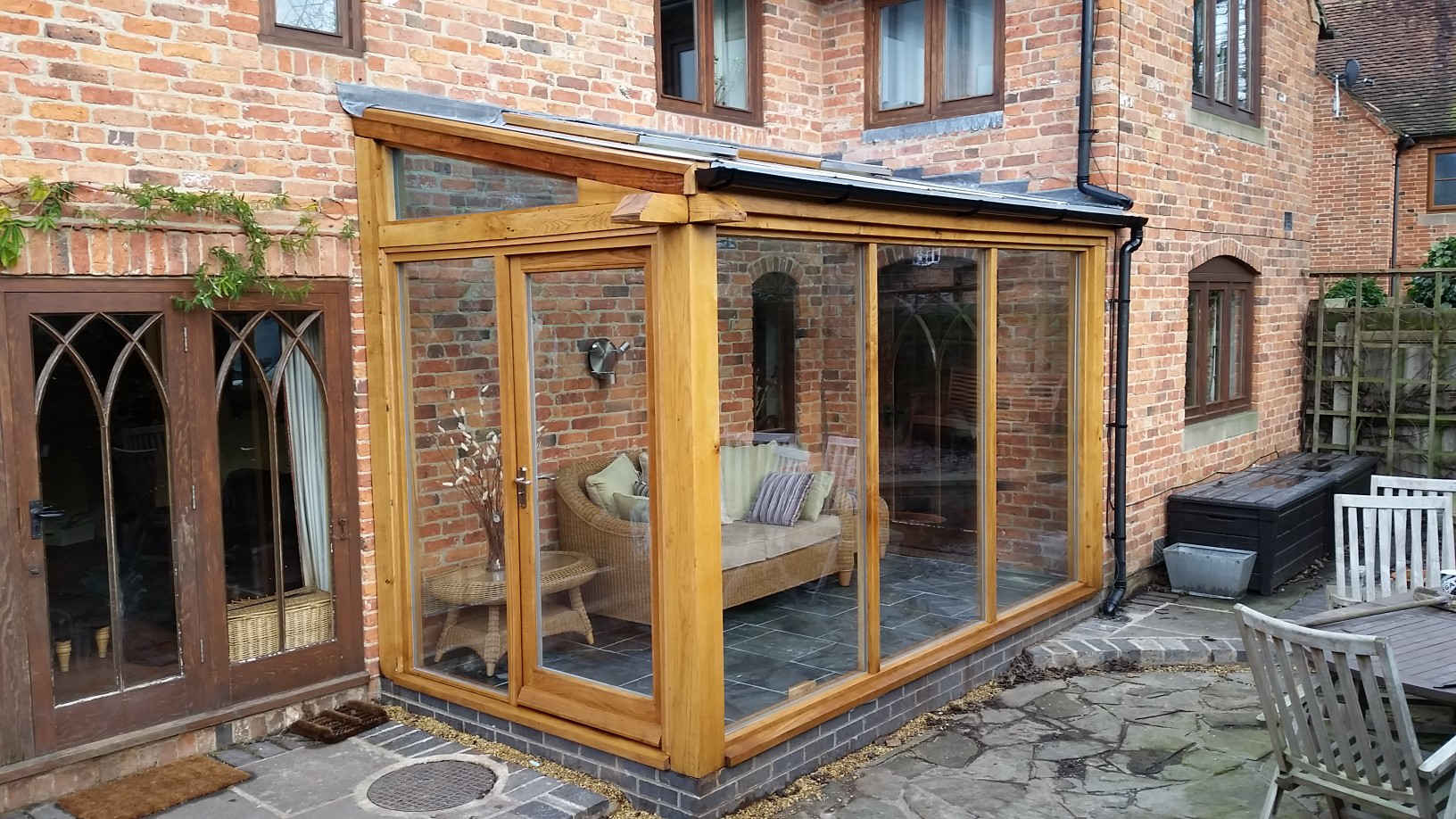Timber Conservatory Hemington Derby Gascoyne Joinery