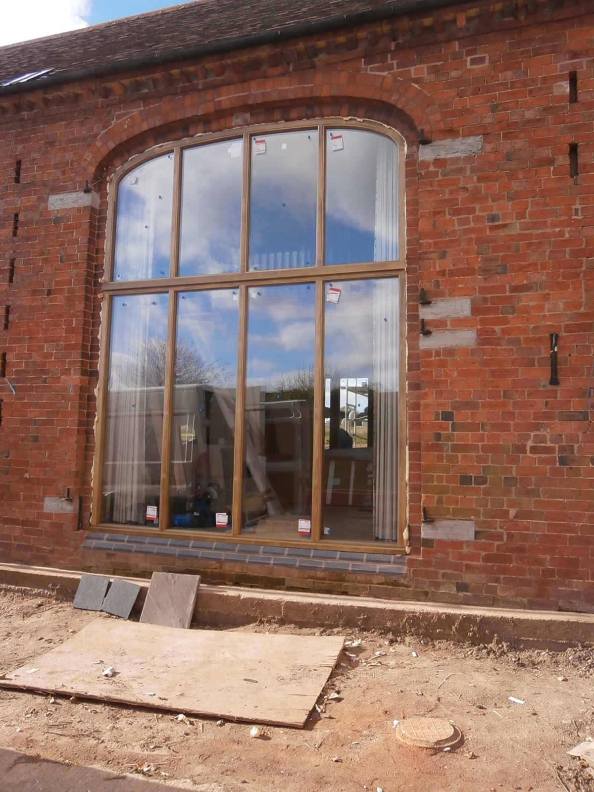 Barn Timber Windows Solihull Gascoyne Joinery
